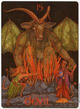 Il Diavolo - Mazzo Tarocchi Gill