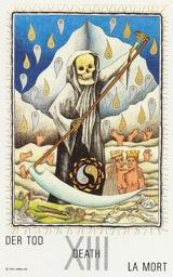 La Morte - Mazzo Tarocchi Neuzeit
