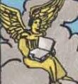 Il simbolo dell'Angelo nella Ruota della Fortuna