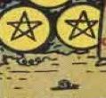 Il simbolo della Chiocciola nel Nove di Denari