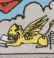 Il simbolo del Leone nella Ruota della Fortuna