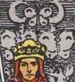 Simbolo della Farfalla nel Re di Spade
